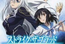Anime - Strike the Blood: Valkyria no Oukoku-hen