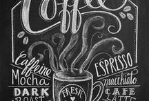 coffee board