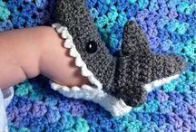 Ganchillo para bebés (ideas)