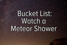 bucket list thingies