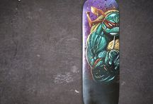 Longboards Art Works / by MyLong