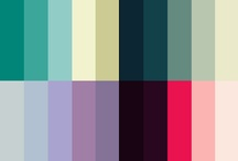 pattern, texture, color schemes / by kirsty h