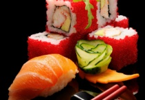Sushies / Recipes for different styles of sushi, because sushi is just SO worth it.