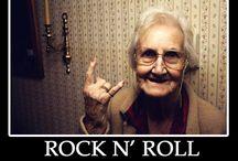 Rock ;)