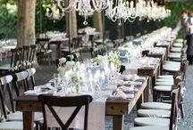 Bodas/ aire libre (country, wedding)
