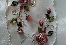 table embroidery