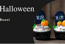 Halloween Treats / Cool baking projects for Halloween! Find your supplies at www.beryls.com! / by Beryl Loveland