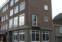 Appartementen Boulevard Heuvelink / 3 stuks appartementen aan de Boulevard Heuvelink te Arnhem