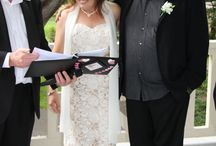 Weddings in Hobart Tasmania / Favourite pics from weddings I have been the Celebrant at.