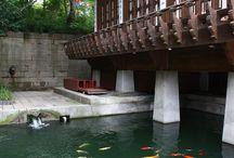 연못 옹달샘