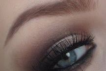 Makeup looks