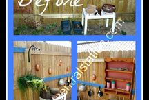 Outdoor Classrooms / This is a collaborative board is to showcase various aspects of outdoor classrooms, outdoor play, and learning outdoors. #ece, #education, #kids, #playoutdoors