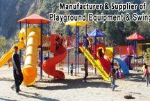 Park Equipment Manufacturers