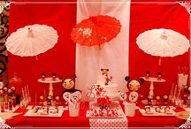 Pucca birthday party