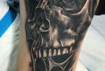 Skull sombras