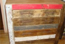 Pallets / Repurpose pallet ideas / by Alycin Hummel