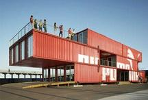 Container | vrachtwagen trailer