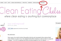 {Favourite Clean Eating Blogs}