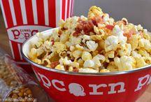 Recipes Popcorn