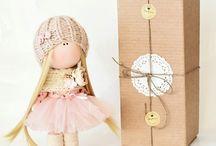 My textiles dolls / #mydolls #dolls #тыквоголовка  #кукларучнойработа #кукласвоимируками