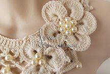 flores de croche / flores de croche