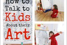 Arte para miúdos