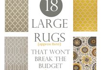 Rugs / by Sistas of Strength