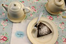 tea time / by Sophie Soph Cardinali