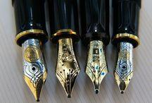 Pens & Notebooks / Dedicated to feeding my fountain pen addiction