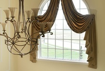 Home decor / Window coverings / by Elaine Thomas