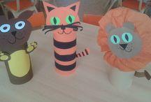 macska és más állatok