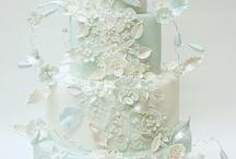 Wedding + Cake / Wedding Cakes! / by Lily Pdx 莉莉蔣
