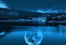 Full moon / by Alexandra Politou