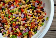 Salads / by Michelle Myers Jones