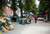 Marchés - Market places