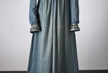 Costume: Early to mid-1800s