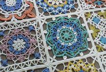 Naperons  Crochet