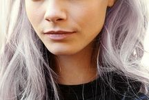 Silver/Grey/Pastel hair