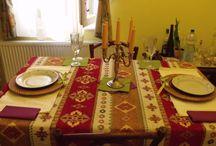 Table Setting / teríték stílusosan
