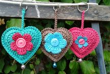 KEY RINGS CROCHET
