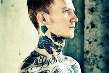 Ink'd / by Cameron DeArmond