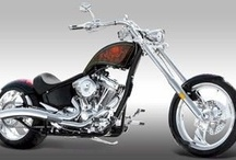 Chopper Bikes & Harley Bikes / by Tips on Purtips