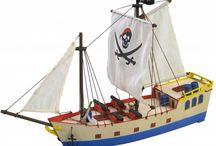 Sinterklaas cadeau kind 10 jaar / 3d puzzels, houten modelbouw sets voor kinderen
