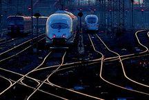HSR / High speed rail in Europe