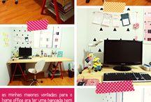 Sala colorida / Vamos colocar aqui as idéias para a nossa nova sala, ok? SIM, vamos arrumar nossa salinhaaaa