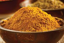 Turmeric & Other Herbs