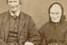 Mid 19 Century Elderly