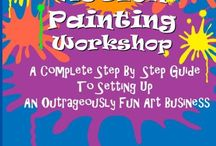 Artist business ideas