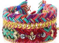 Friendship bracelets inspiration