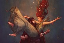 Hades&Persephone's Dark Love